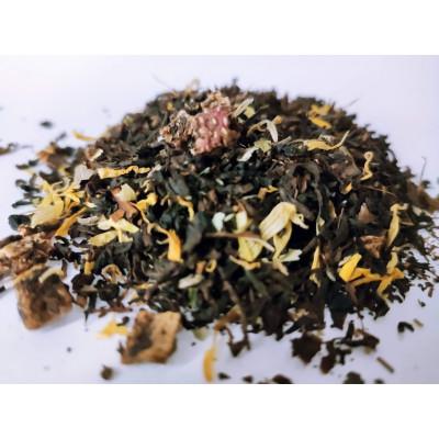 Truskawka & Jabłko 50g herbata