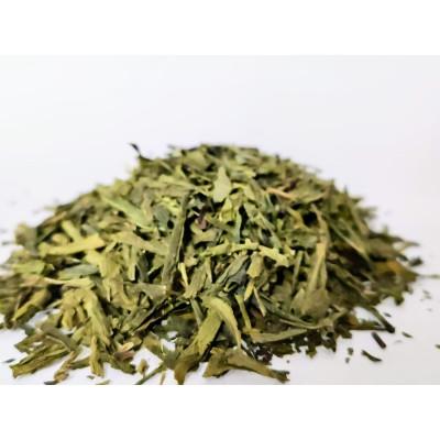 herbata china sencha zielona chińska liściasta