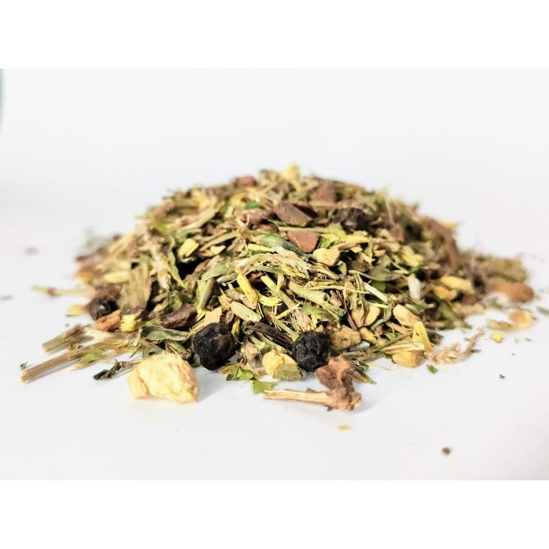 Herbata na trawienie dla mężczyzn