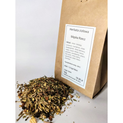 Herbata ziołowa sklep Saskia z herbatą