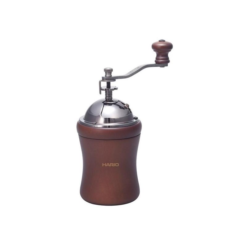Młynek Hario - Coffee Mill Dome młynek ręczny do kawy. Najlepsze młynki ręczne