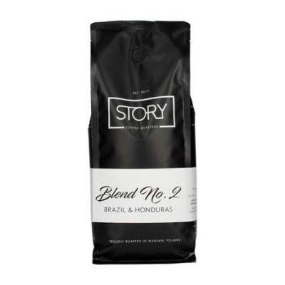Blend No.2 Brazil & Honduras Story Coffee Roasters Kawa 1kg kawa swiezo palona do ekspresu