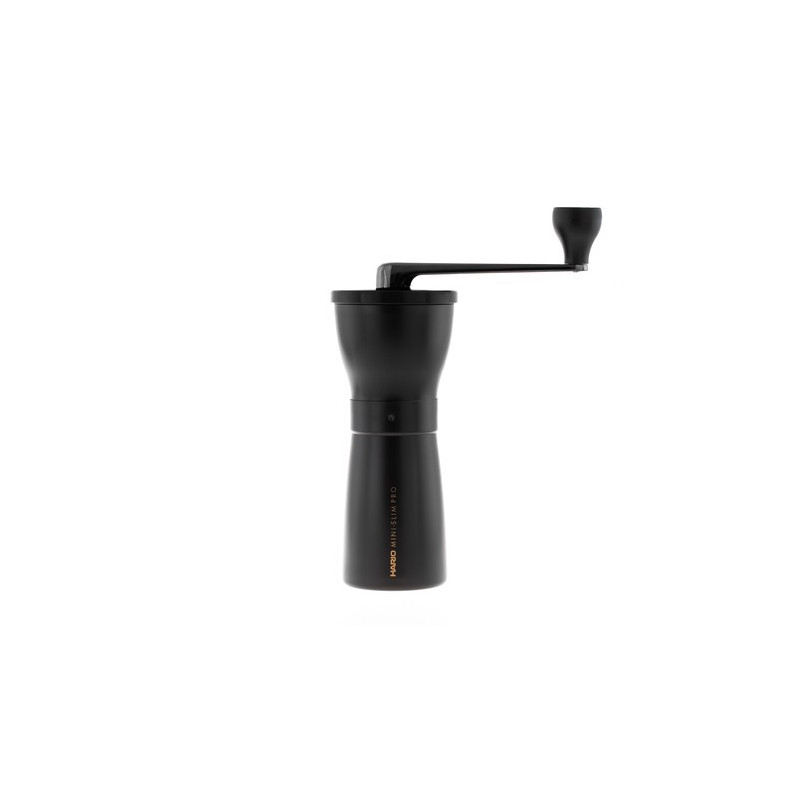 Młynek Hario Ceramic Coffee Mill Mini- Slim Pro Black młynek ręczny do kawy