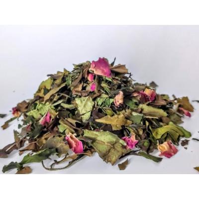 Biała Herbata z Płatkami Róż 50g