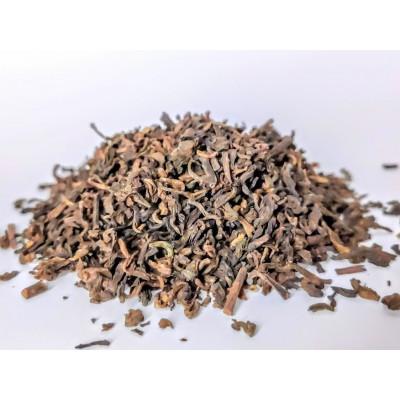 Pu Erh Premium Organic Herbata Czerwona 50g