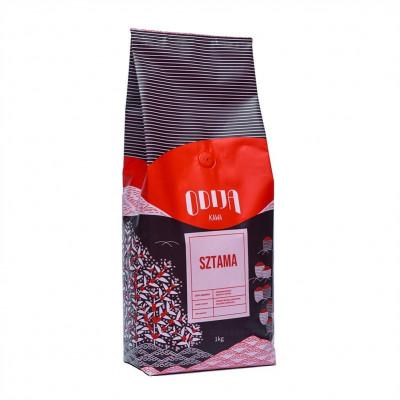 Kawa ziarnista do ekspresu i kawiarki Sztama Odija opakowanie 1kg