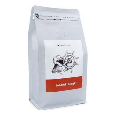 Kawa ziarnista Coffee Beans z Lubonia, kawa do ekspresu pół kilograma 500 gram
