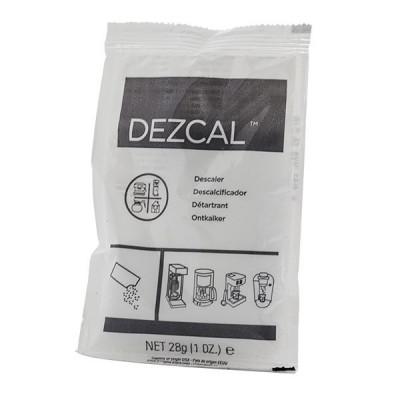 Dezcal Urnex - saszetka, proszek odkamieniający, środek do usuwania kamienia w ekspresie ciśnieniowym