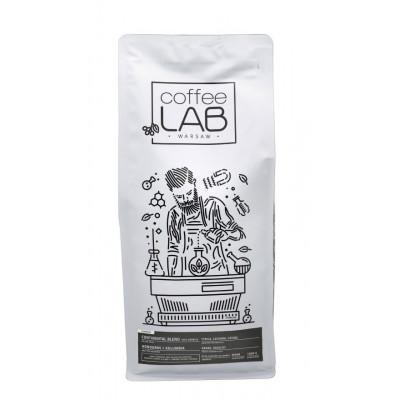 Kawa ziarnista Continental Blend  CoffeeLab 1kg Kawa do ekspresu, kawa do kawiarki Kawa Honduras Kolumbia