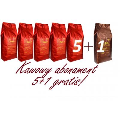 Kawowy abonament Sklep Saskia