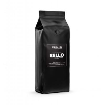 Kawa Bello z palarni Qualia w czarnym opakowaniu w Sklepie z kawą Saskia