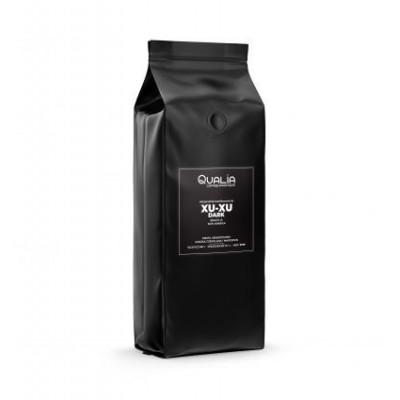 XU XU Dark kawa ze Szczecina Qualia ciemne opakowanie