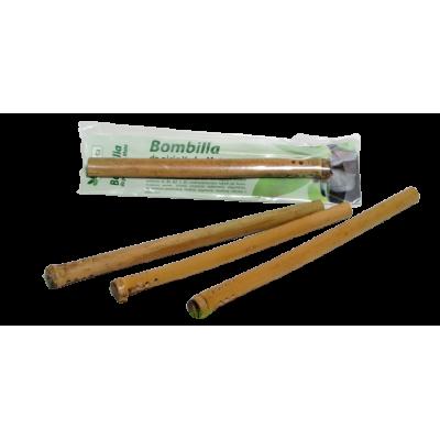 Bombilla bambusowa bamboo