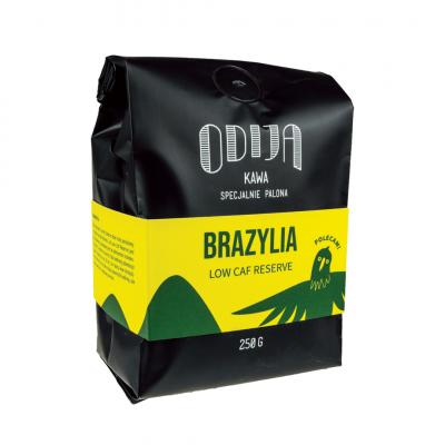 Kawa Odija Brazylia Low Caf Reserve Sklep z Kawą