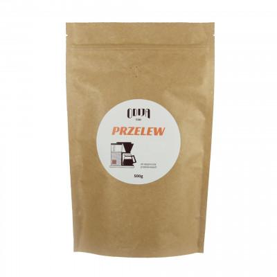 Kawa Odija do metod przelewowych, do ekspresu przelewowego