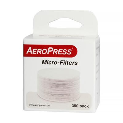 AeroPress Filtry 350 sztuk